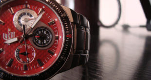 Casio Edifice im Test Herrenuhr