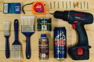 DIY Anleitung Tipps werkeln im Heim