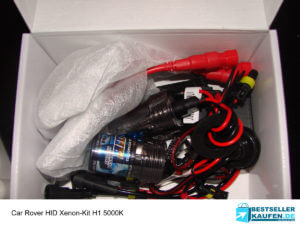 Xenon Kit im Test