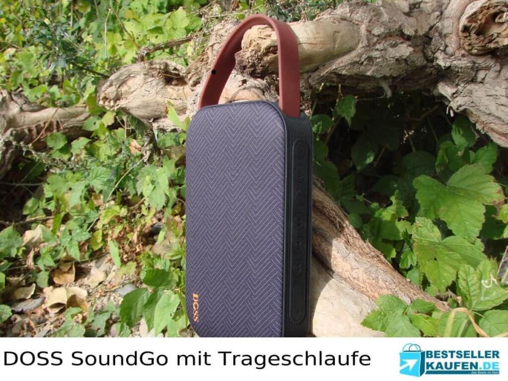 SoundGo Outdoor Bluetoothlautsprecher