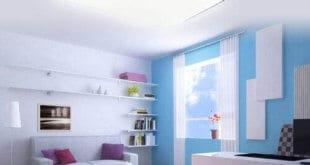 LED Deckenleuchte Praxis Kueche Wohnzimmer