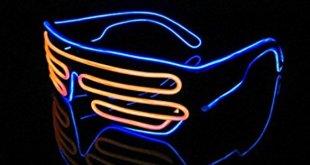 Leuchtbrille Lerway LED