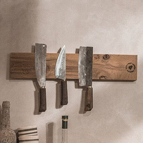 magnetisches messerbrett 10 tolle messerbrett. Black Bedroom Furniture Sets. Home Design Ideas