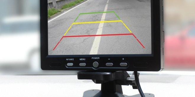 7 zoll monitor fürs auto