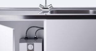 warmwasserboiler untertische