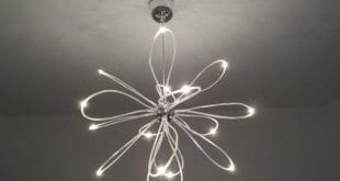 LED Dimmbare LED Deckenlampe